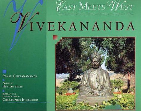 9780916356781: Vivekananda: East Meets West : A Pictorial Biography