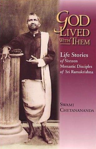 9780916356798: God Lived With Them: Life Stories of Sixteen Monastic Disciples of Sri Ramakrishna