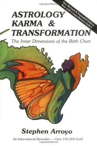 9780916360542: Astrology, Karma & Transformation: The Inner Dimensions of the Birth Chart