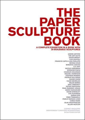 Paper Sculpture Book, The: Frances Richard; David