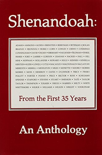 Shenandoah: An Anthology: Boatwright, James, ed.;
