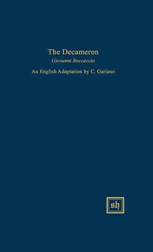 THE DECAMERON. AN ENGLISH ADAPTATION BY C. GARIANO