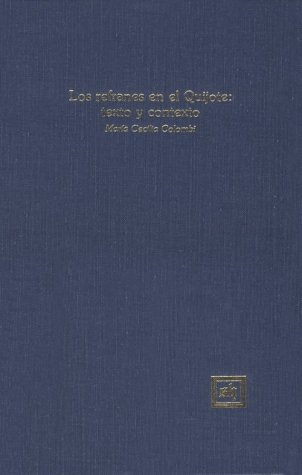 9780916379667: Los Refranes En El Quijote Texto Y Contexto (Scripta Humanistica)