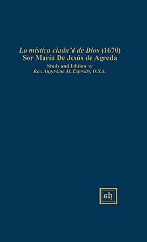 9780916379674: LA Mistica Ciudad De Dios (Scripta Humanistica)