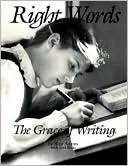 9780916387297: Guidelines for Teaching Right Words: A Relational Approach to Writing