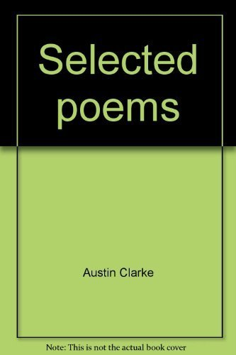 9780916390037: Selected poems