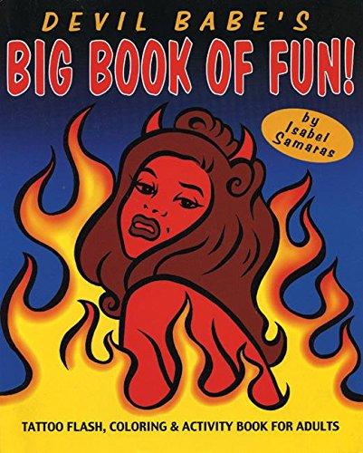 9780916397524: Devil Babe's Big Book of Fun
