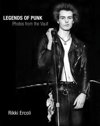 9780916397869: Legends of Punk: Photos from the Vault