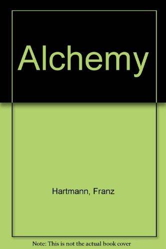 9780916411244: Alchemy