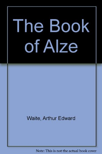 9780916411992: The Book of Alze
