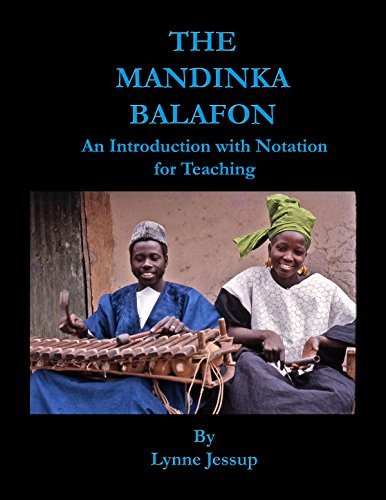 9780916421014: The Mandinka Balafon: An introduction with notation for teaching
