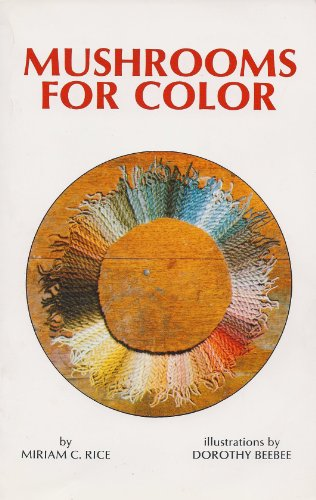 9780916422196: Mushrooms for Color