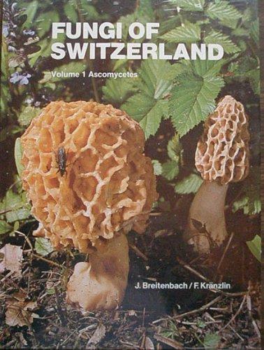 9780916422479: Fungi of Switzerland: Vol. 1 Ascomycetes