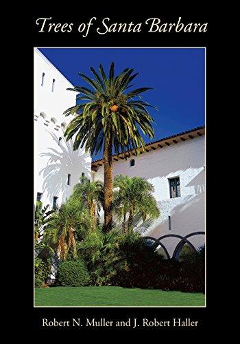 9780916436070: Trees of Santa Barbara