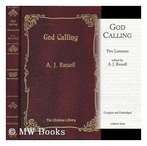 God Calling (Christian Library): Editor-A. J. Russell