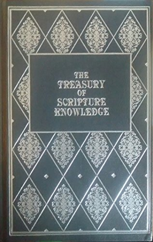 9780916441999: The Treasury of Scripture Knowledge