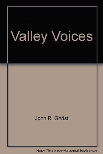 9780916445423: Valley Voices
