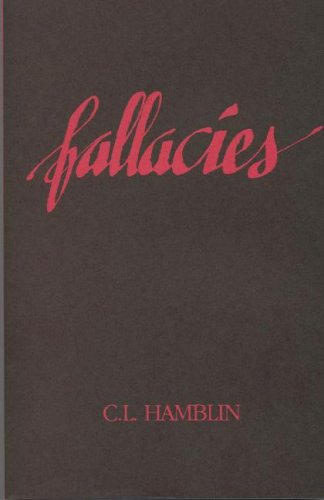 Fallacies (No 1): C. L. Hamblin