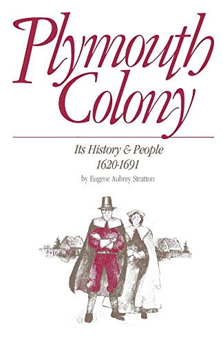9780916489182: Plymouth Colony: Its History & People, 1620-1691