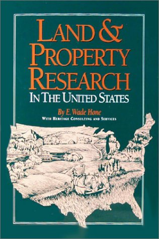 9780916489687: Land and Property Research