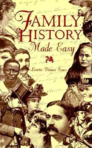 9780916489724: Family History Made Easy
