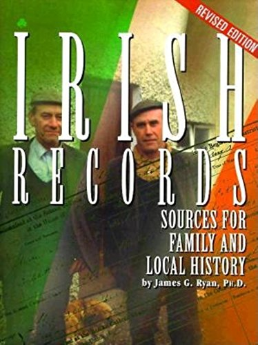 Irish Records: Sources for Family and Local History: Ryan, James G.