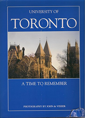 9780916509613: University of Toronto: A time to remember
