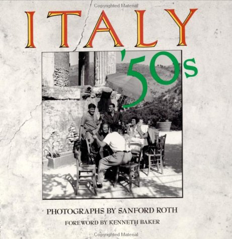 9780916515720: Italy '50s: Photographs