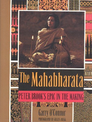9780916515737: The Mahabharata: Peter Brook's Epic in the Making