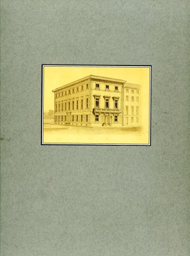 Philadelphia Victorian: The Building of the Athenaeum: Moss, Roger W.