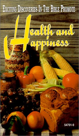 9780916547011: Health and Happiness