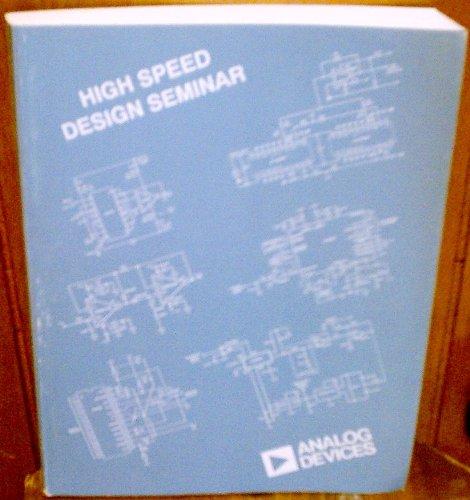 High-Speed Design Seminar: Kester, Walt