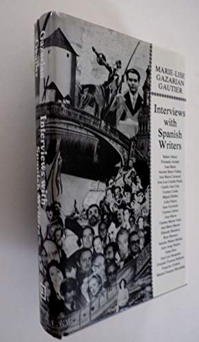 9780916583729: Interviews with Spanish Writers