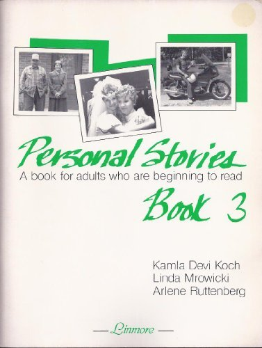 9780916591151: Personal Stories: A Book for Adults Who Are Beginning to Read, Book 3