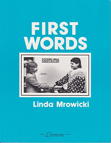 9780916591212: First Words In English: Book 1 (Linmore's Basic ESL Series)