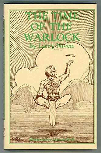 9780916595012: The Time of the Warlock (Signed)