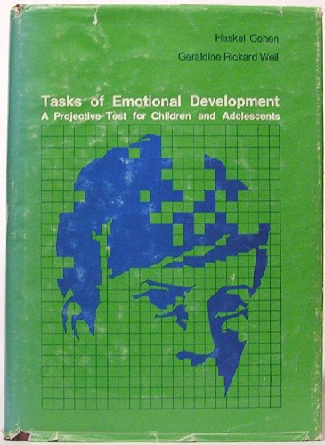 9780916598020: Tasks of emotional development: A projective test for children and adolescents