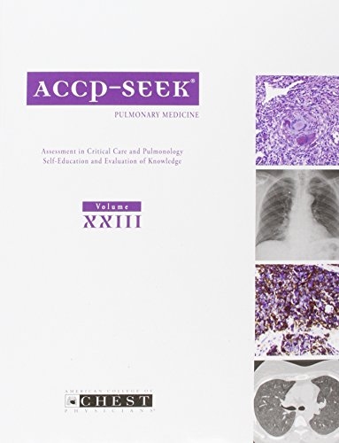 9780916609153: Accp-Seek Pulmonary Medicine 2013, Vol 23