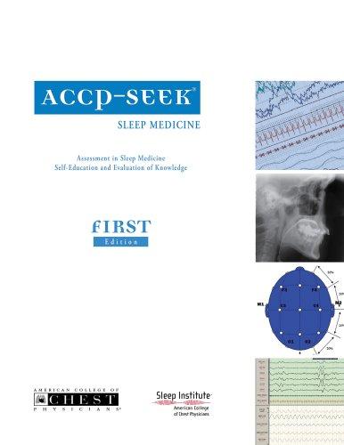 ACCP-SEEK Sleep Medicine-First Edition: Multiple
