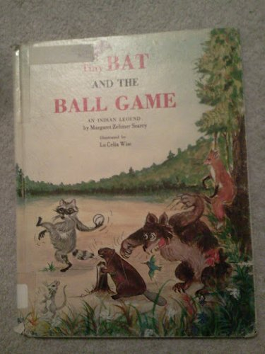 9780916620196: Tiny Bat and the Ball Game