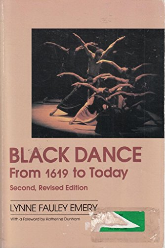 9780916622619: Black Dance: From 1619 to Today