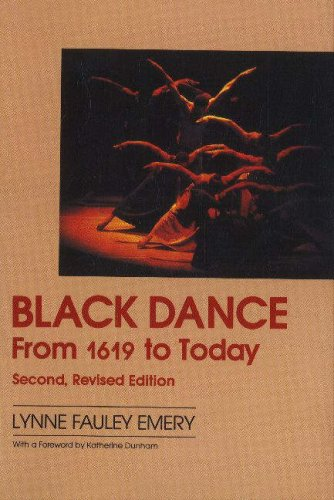 9780916622633: Black Dance: From 1619 to Today