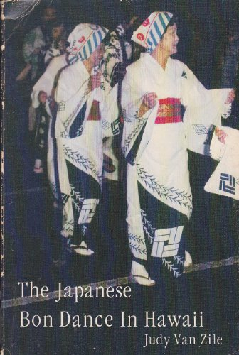 9780916630270: Japanese Bon Dance in Hawaii