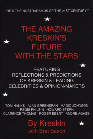 9780916638535: The Amazing Kreskin's Future with the Stars