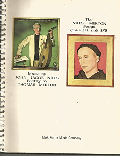 9780916656164: The Niles-Merton Songs: Opus 171 and 172