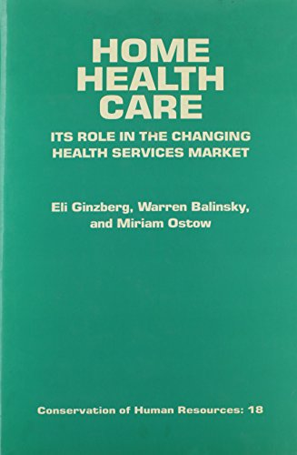 Home Health Care: Its Role in the Changing Health Care Services Market (Focus on Men) (Hardback): ...