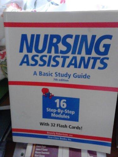 9780916682828: Nursing Assistants