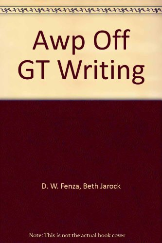 Awp Off GT Writing