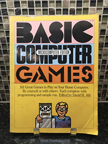 9780916688073: BASIC Computer Games