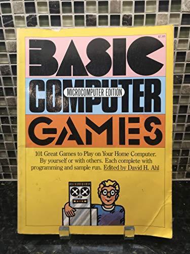 9780916688073: BASIC Computer Games